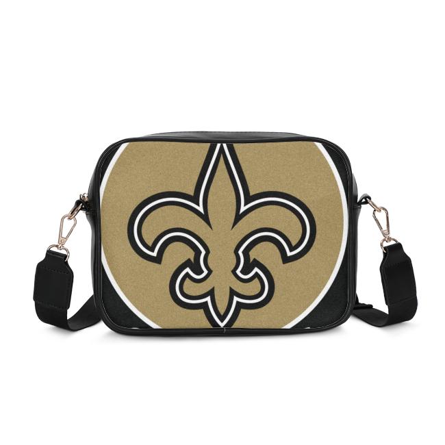 official photos e43dd 7887e Shopping Goods New Orleans Saints Crossbody Bag - Kin Custom ...