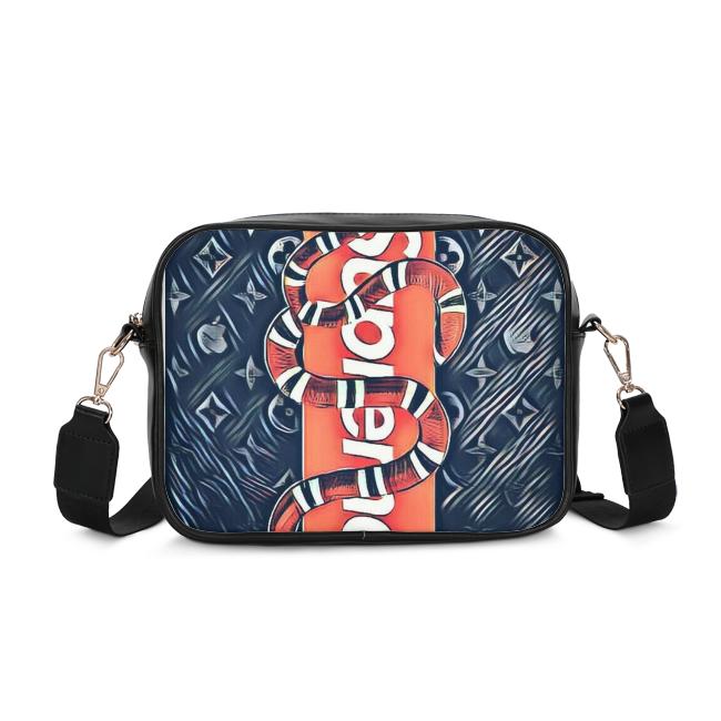 Shopping Goods Supreme Gucci Man Bag Crossbody Bag | Kin Custom